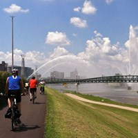 Four Long-Distance Rides Along the Great American Rail-Trail