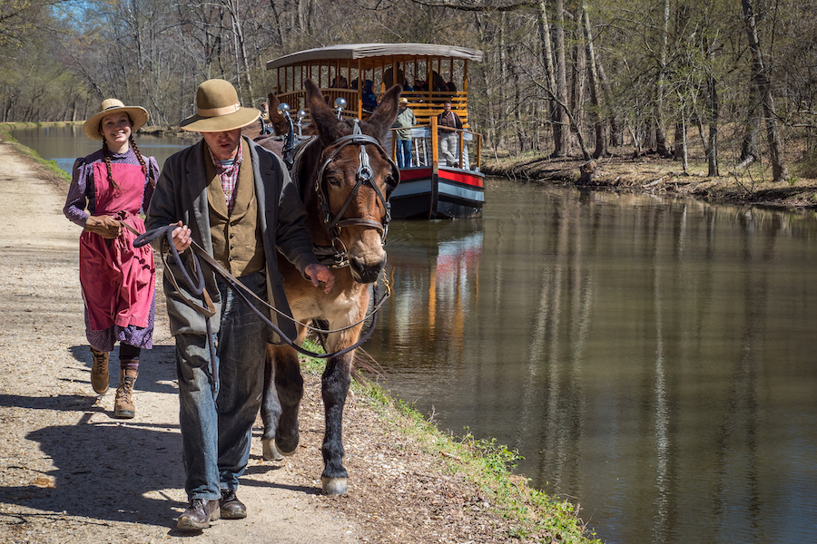 Chesapeake and Ohio Canal National Historical Park | Photo by Bob Radlinski