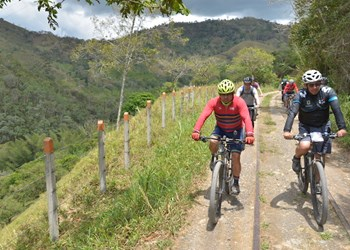 RTC Brings TrailNation Vision to President Duque of Colombia