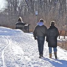 Clinton River Trail | Photo courtesy Friends of the Clinton River Trail
