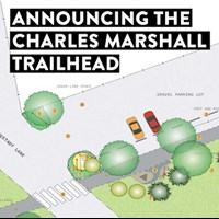 A Tribute to Rail-Trail Visionary Charlie Marshall