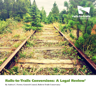 Rails-to-Trails Conversions - A Legal Review Thumbnail