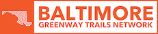 Baltimore Greenway Trails Network logo