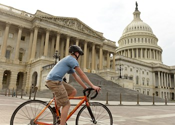 Four Bills Introduced in Congress Could Mean $2 Billion Annually for Trails, Walking and Biking