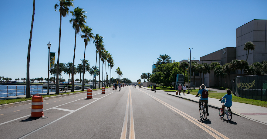 2018 St. Petersburg Open Streets | Photo courtesy CityofStPete | CC BY-ND 2.0