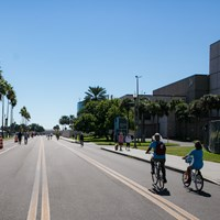 Closing Streets to Create Space for Walking and Biking