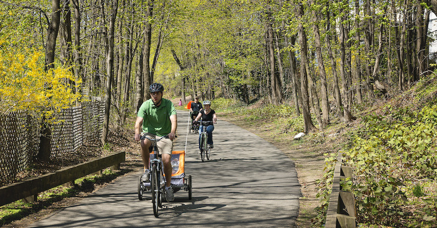 Minuteman Commuter Bikeway | Courtesy Friends of Lexington Bikeways