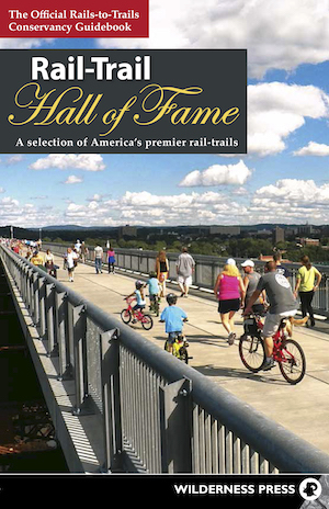 Rail-Trail Hall of Fame 2nd Edition cover
