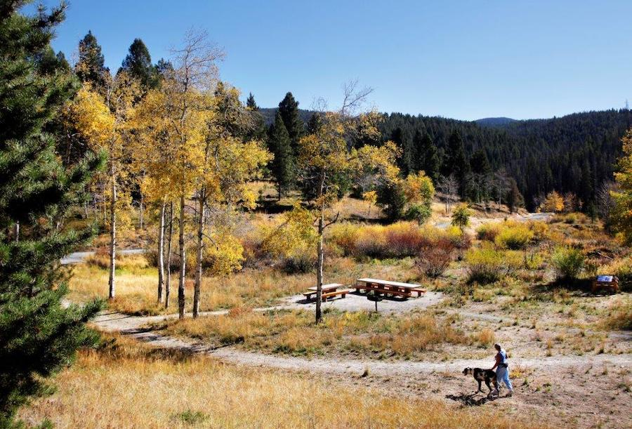 Thompson Park trailhead | Courtesy Butte-Silver Bow Parks and Recreation