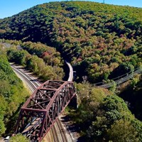 How the Great Allegheny Passage Transformed a Region