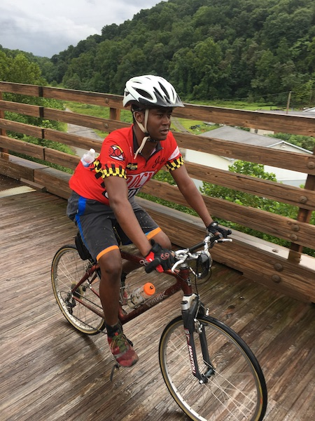 The 150-mile Great Allegheny Passage (gaptrail.org) is popular with bicyclists and walkers of every age and ability. | Courtesy Allegheny Trail Alliance