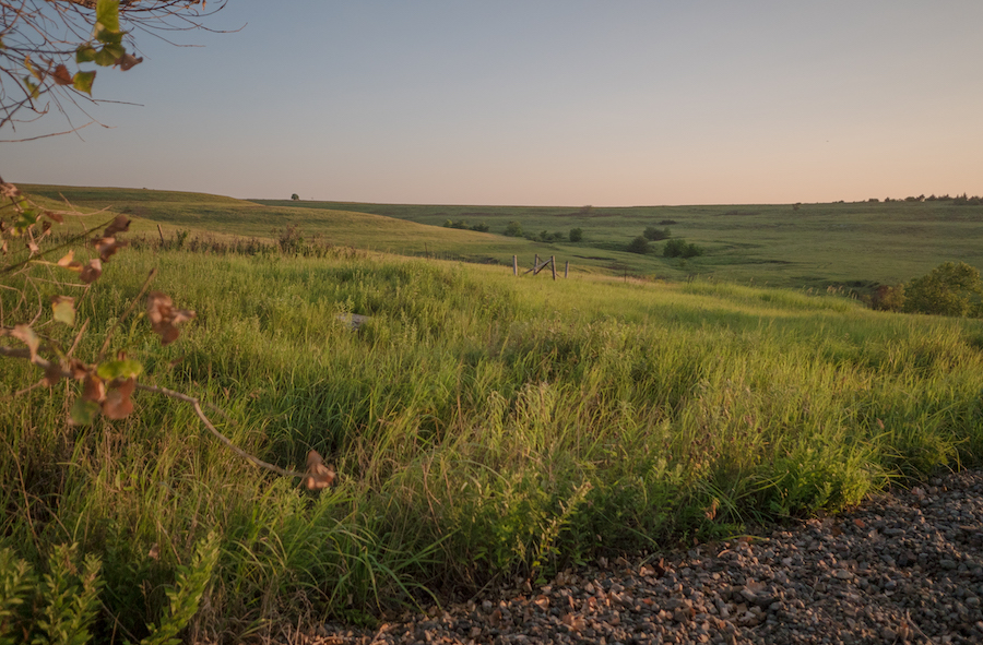 Flint Hills Trail State Park | Courtesy Kansas Tourism