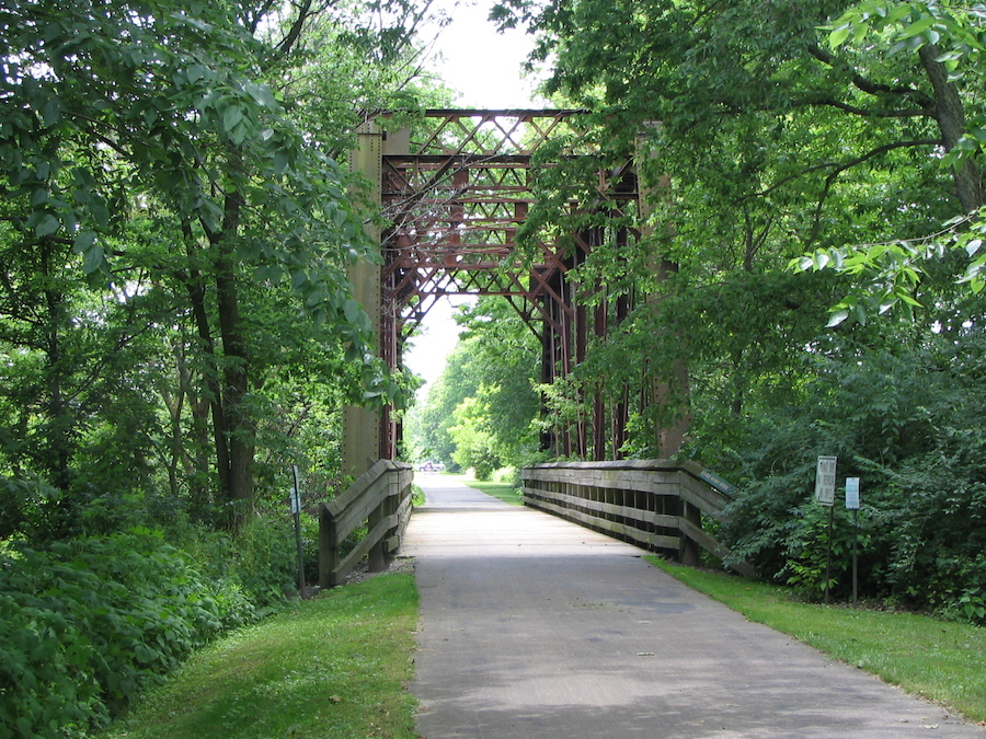 Little Miami Scenic Trail | Photo by Abigail Holloran, courtesy Greene County Parks and Trails