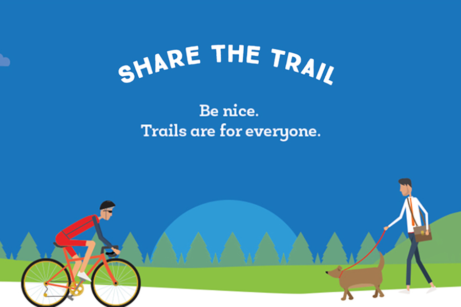 Share the Trail by RTC