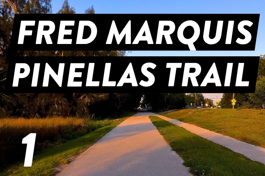Fred Marquis Pinellas Trail | TrailLink user britte.lowther