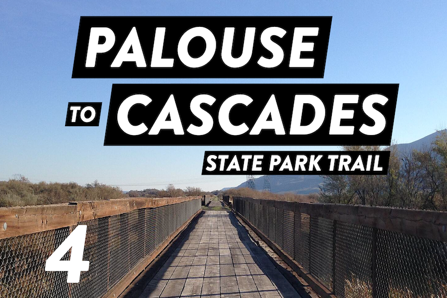 Palouse to Cascades State Park Trail | TrailLink user scfroehlich