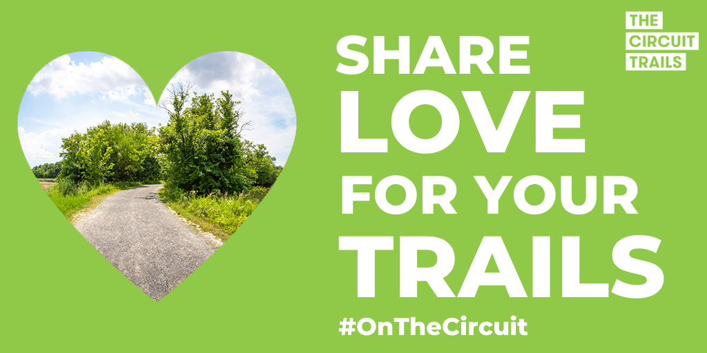 Share Love for your Trails