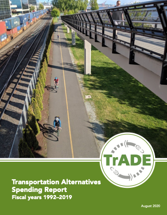 TrADE Report FY19 cover | Courtesy Seattle DOT | CC by 2.0