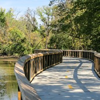 Washington, D.C., and Maryland's Anacostia River Trail