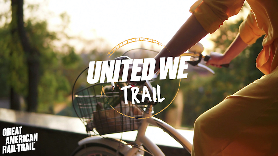 Great American Rail-Trail Teaser video