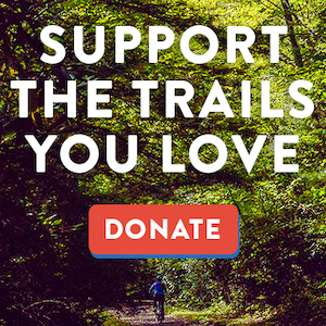 Support the trails you love and donate