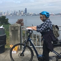 Seattle E-Bike Pilot Program Promotes Safe Shared Use on Local Trails