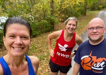 Morgantown Man Gets a Running Start to a Healthier Life on Trails